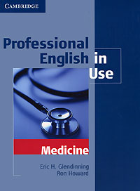 Professional English in Use Medicine test your english vocabulary in use elementary