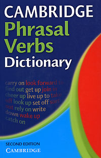 Cambridge Phrasal Verbs Dictionary cambridge essential english dictionary second edition