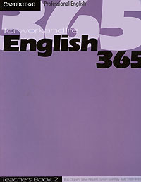 English 365: Teacher's Book 2 english 365