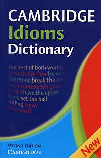 Cambridge Idioms Dictionary cambridge essential english dictionary second edition