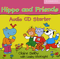 Hippo and Friends Starter (аудиокнига CD) the pygmy hippo story
