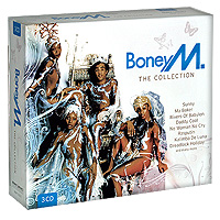 Boney M Boney M. The Collection (3 CD) sony hd 960h 1 3 sony effio e ccd 700tvl mini bullet security analog monitoring cctv camera 3 7mm lens free shipping