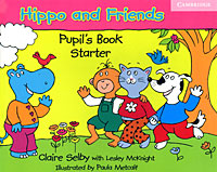 Купить Hippo and Friends: Starter: Pupil's Book