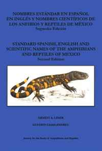 Standard Spanish, English and Scientific Names of the Amphibians and Reptiles of Mexico pet shop boys brasília