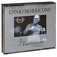 Эннио Морриконе Ennio Morricone. The Platinum Collection (3 CD) эннио морриконе ennio morricone the mission original soundtrack lp