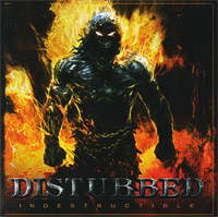 Disturbed.  Indestructible Reprise Records,Торговая Фирма