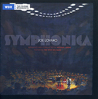 Joe Lovano. Symphonica