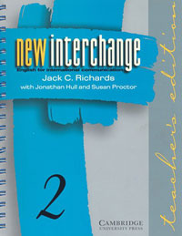 New Interchange: English for International Communication 2: New Interchange Teacher's Edition the ferrari book page 1