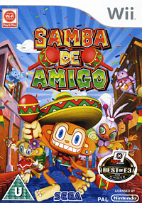 Samba De Amigo (Wii), Gearbox Software