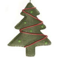 Украшение новогоднее подвесное Елка, цвет: зеленый. 1546915469Новогоднее украшение Елка отлично подойдет для декорации вашего дома. Оно выполнено из пластика и, благодаря яркой расцветке, порадует каждого. Новогодние украшения всегда несут в себе волшебство и красоту праздника. Создайте в своем доме атмосферу тепла, веселья и радости, украшаяего всей семьей.