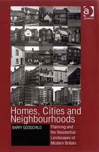 Homes, Cities and Neighbourhoods urbanization and urban environmental challenges