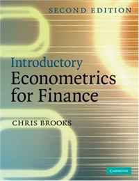 Introductory Econometrics for Finance (Information Technology & Law S) driven to distraction
