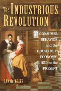 The Industrious Revolution: Consumer Behavior and the Household Economy, 1650 to the Present eric holtzclaw v laddering unlocking the potential of consumer behavior