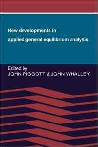 New Developments in Applied General Equilibrium Analysis efficient importance sampling in applied econometrics