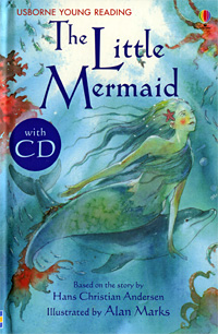 The Little Mermaid (+ CD-ROM) little books black ant sb with cd rom