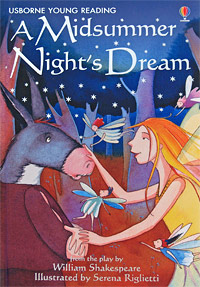 A Midsummer Night's Dream lesley sims illustrated alice
