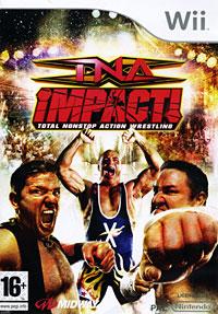 Paradox Entertainment TNA iMPACT! (Wii)
