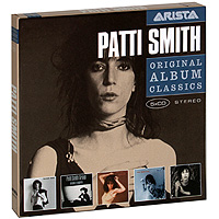 Patti Smith. Original Album Classics (5 CD)