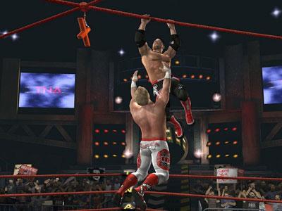 TNA iMPACT! (Wii) Paradox Entertainment
