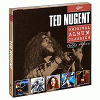 Ted Nugent. Original Album Classics (5 СD)