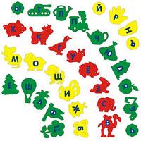 Алфавит-ассорти. Мозаика мягкая алфавит для детей купить
