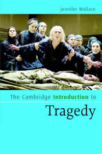 The Cambridge Introduction to Tragedy сумка the cambridge satchel