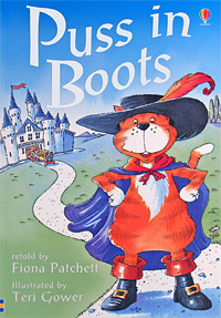 Puss in Boots davis f puss in boots the god of san ricardo level 3 cd