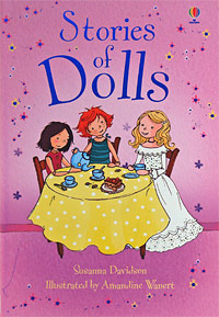 Stories of Dolls the fairy doll and other tales from the dolls house