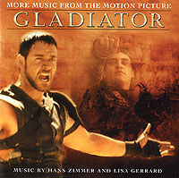 Gladiator. More Music From The Motion Picture (ECD) original new fuser film sleeve teflon film for hp m806 m830 rm1 9712 fm3 printer parts on sale