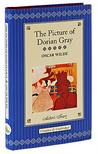 The Picture of Dorian Gray (подарочное издание) the murders in the rue morgue