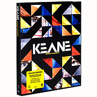 Keane Keane. Perfect Symmetry. Deluxe Edition (CD + DVD) europe europe war of kings deluxe edition cd dvd