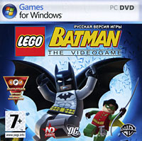 LEGO Batman: The Videogame (русская версия) guinness world records the videogame wii