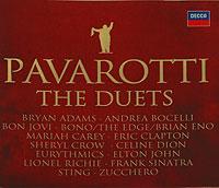 Лучано Паваротти Luciano Pavarotti. The Duets лучано паваротти the very best of pavarotti 2 cd dvd