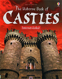 The Usborne Book of Castles knights and castles to colour