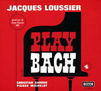 Jacques Loussier. Play Bach Vol. 4