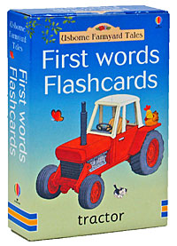First Words Flashcards janet norton on the other side the fall