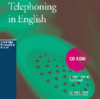 Telephoning in English CD-ROM: A communication skills self-study course: A Communication Skills Self-study Course: PC Version networking in english cd rom