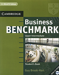 Business Benchmark Upper-Intermediate Student's Book (+ CD-ROM) brook hart g business benchmark upper intermediate vantage teacher s resource book