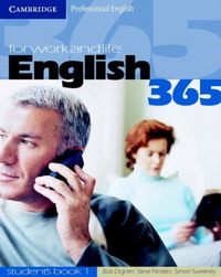 English365: Student's Book 1: For Work and Life english 365