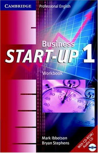 Business Start-Up 1: Workbook (+ CD-ROM)