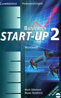 Business Start-Up 2: Workbook (+ CD) кпб cl 165