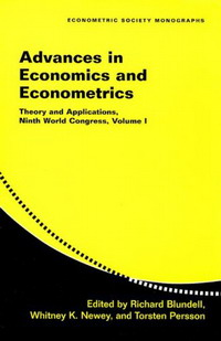 Advances in Economics and Econometrics 3 Volume Set (Paperback): Advances in Economics and Econometrics: Theory and Applications, Ninth World Congress: Volume 1 (Econometric Society Monographs) алла родимкина россия экономика и общество тексты и упражнения russia economics and society texts and exercises
