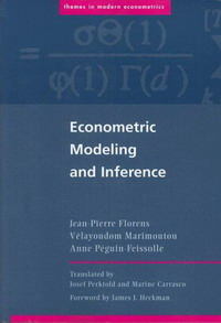Econometric Modeling and Inference (Themes in Modern Econometrics) (Themes in Modern Econometrics) v 3 12