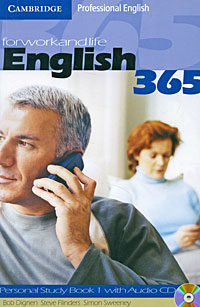 English365: Personal Study Book 1: For Work and Life (+ CD-ROM)