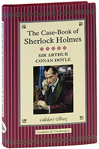 The Case-Book of Sherlock Holmes (подарочное издание) the adventures of sherlock holmes book chinese short stories book with pinyin and pictures for kids children