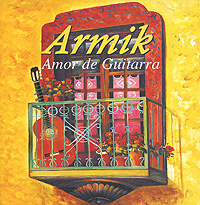 Armik. Amor De Guitarra