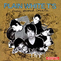 Plain White T'S Plain White T'S. Every Second Counts plain chiffon loose jumpsuits