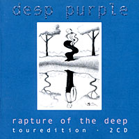 Deep Purple Deep Purple. Rapture Of The Deep. Tour Edition (2 CD) deep purple deep purple in concert 2 cd