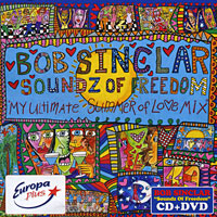 Bob Sinclar. Soundz Of Freedom (CD + DVD)