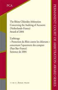 The Rhine Chlorides Arbitration Concerning the Auditing of Accounts (Netherlands-France): Award of 2004 (Permanent Court of Arbitration Award series) batman volume 1 the court of owls